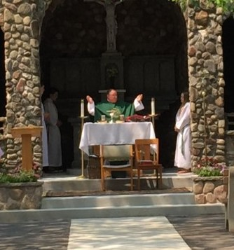 Sacred Heart Diocesan Shrine – July 2015