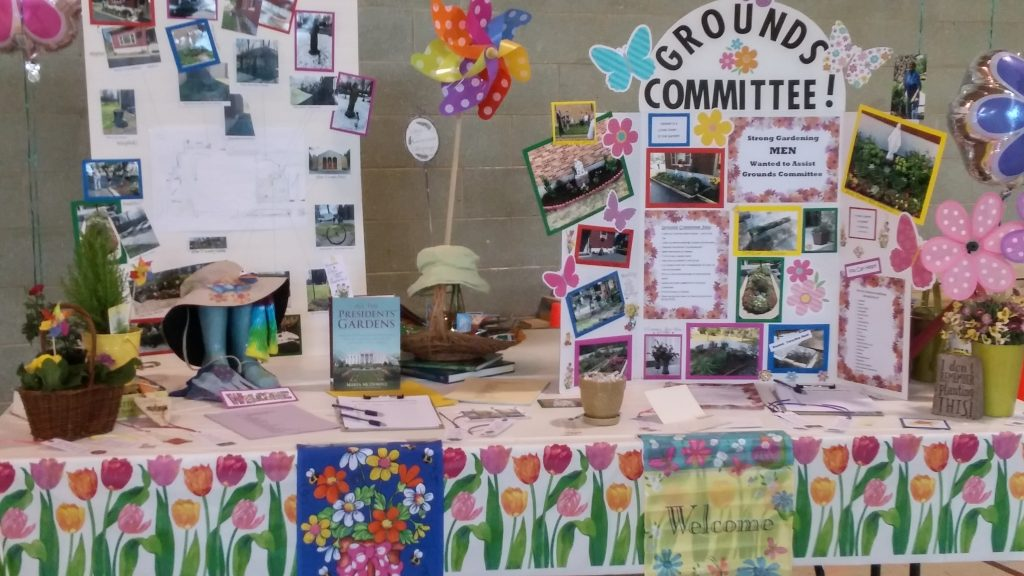 Sacred Heart of Jesus Ministry Fair-Feb 2017