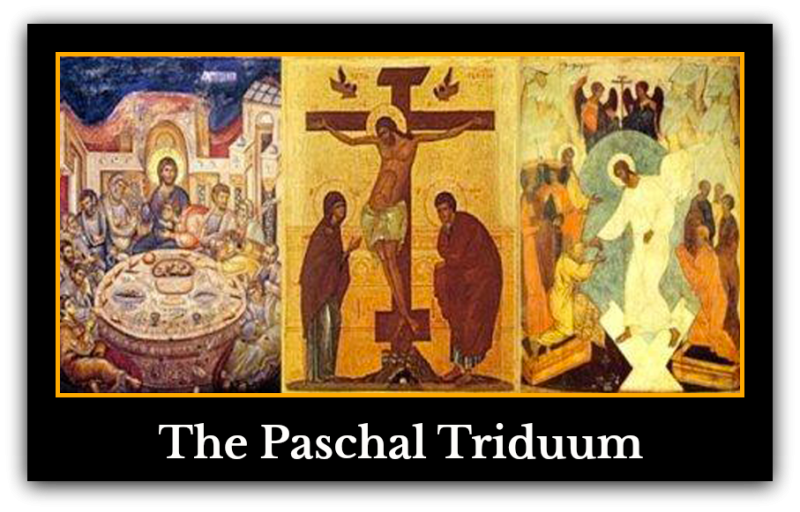 Image result for triduum