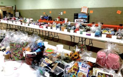 Basket Raffle – 220 baskets!!!!