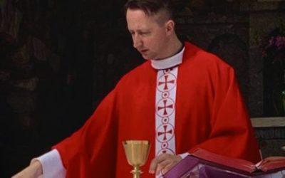 Update on Fr. Dominick's return!
