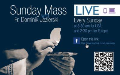 Sunday Mass with Fr. Dom