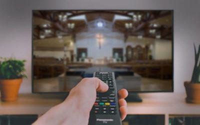 Live-stream liturgies on the internet