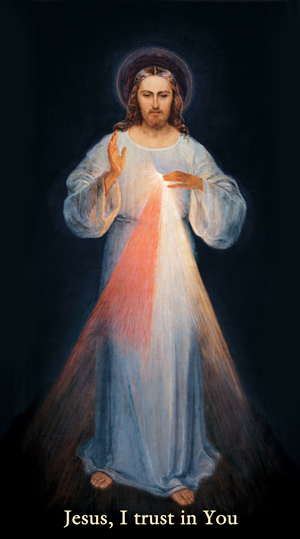 Divine Mercy Novena with Deacon Timothy Chriswell