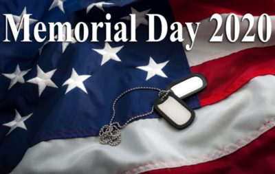 Memorial Day – Remembrance