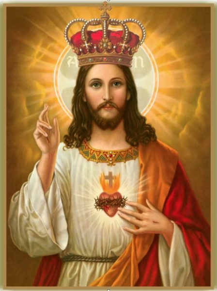 Solemnity of Jesus Christ, King of the Universe