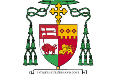 Homily of Bishop Michael William Fisher,  15th Bishop of the Diocese of Buffalo.  January 15, 2021