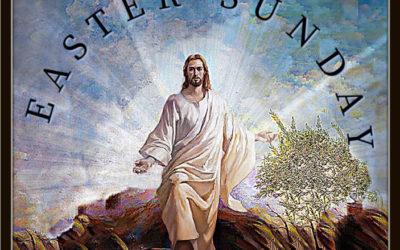 EASTER SUNDAY MASSES, April 4th